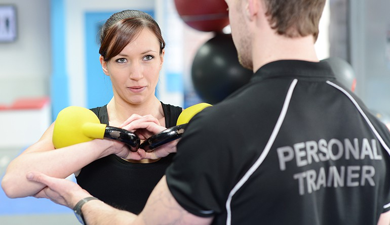 personal trainer health